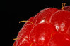 Raspberry (1selecta) Tags: raspberry stalks wooden red black white eddible