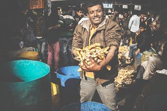 Ginger Man at the mandi (Crit93) Tags: chandigarh sector 26 sabzi mandi sabzimandi sector26 portrait people india