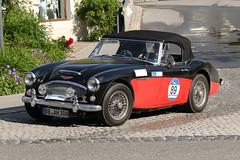 Austin Healey 3000 Mark III (1965) (Roger Wasley) Tags: austin healey 3000 mark iii 1965 arlberg classic car rally 2016 lech austrian alps austria alpine europe