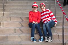 1612 Where's Waldo flashmob48 (nooccar) Tags: dtphx 1612 improvaz dec2016 nooccar cityscape devonchristopheradams whereswaldo contactmeforusage devoncadams dontstealart flashmob photobydevonchristopheradams