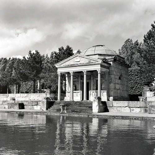 Le Temple du Tr�sor de L�da - Ch�teau du Champ-de-Bataille
