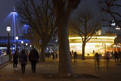 Christmas Carousel (357/366) (AdaMoorePhotography) Tags: nikon landscape light london night nighttime d7200 18105mm