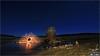 Fuego, agua, hielo (Ana_Lobo) Tags: nocturna molino aceña flores lana acero zamora esla embalse río