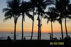 Waikiki Beach Sunset (jcsullivan24) Tags: waikikibeach oahu hawaii sunset