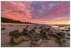 fingal reverse 24-7-16 (Jayde Aleman) Tags: sonya7rii landscapes jayde aleman sunrise fingalheads