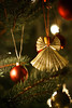 Twinkel, Twinkel, ... (maxgrosser) Tags: sony a6000 minolta 50mm af warm christmas tree christmaseve manuell