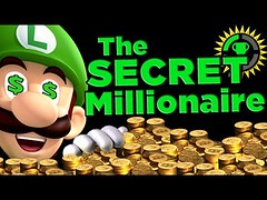 Game Theory: Luigi, the RICHEST Man in the Mushroom Kingdom? (Super Mario Bros) (Download Youtube Videos Online) Tags: game theory luigi richest man mushroom kingdom super mario bros