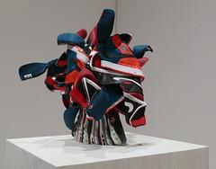 'Broken Arrangement' (bballchico) Tags: brokenarrangement brianjungen 201516 airjordans nike shoes artwork art sam artist seattleartmuseum