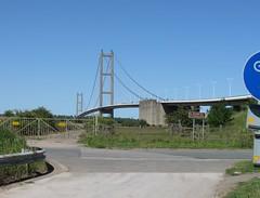 The Humber Bridge (DEE VEE 40) Tags: humberbridge