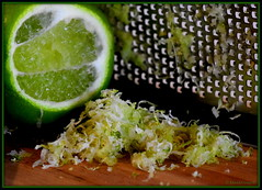 Macro Mondays - Lime Zest / Peel (zendt66) Tags: zendt66 zendt nikon d7200 nikkor 60mm macromondays itsapeelingtome macro peel peeling zest pamperedchef lime