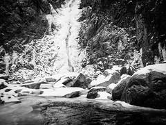 Ice (iasmax) Tags: olympus omd river ice em5 troggia fume ghiaccio