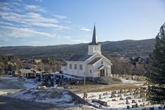 Geilo church (1890), Norway (Ingunn Eriksen) Tags: geilo geilochurch church norway hol buskerud nikond750