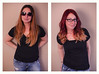A Little Change (flashfix) Tags: february032017 2017 2017inphotos nikond7000 nikon ottawa ontario canada 40mm jeans portrait hair beforeandafter selfportrait redhair blondehair glasses sunglasses nojackalopereflections smile redandwhiteforcanadas150 everyjackalopeisareflection flashfix flashfixphotography