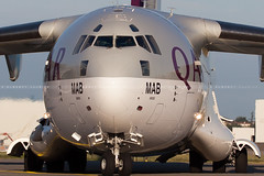 Qatar - Air Force Boeing C-17A Globemaster III A7-MAB cn F-209 (Clément Alloing - CAphotography) Tags: cn force air iii boeing globemaster qatar c17a f209 a7mab