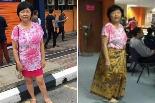 JPJ beri wanita Cina kain batik kerana pakai skirt pendek - Read more