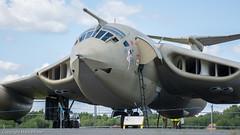 Victor K.2 XL231 Lusty Lady (Mark_Aviation) Tags: museum lady de airplane airport aircraft aviation air yorkshire engine run victor devon dh k2 dc3 dakota lusty 104 airfield elvington havilland xl231 kg427