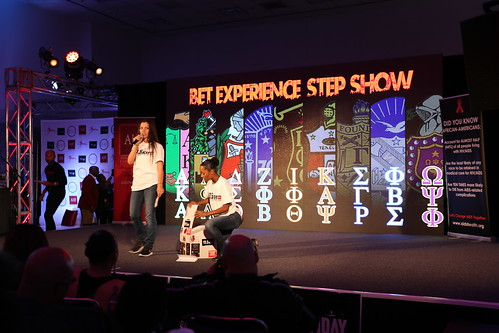 BET Experience 2015