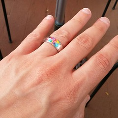 1 July 2015 (Colorado_Eric) Tags: rainbow ring day182 day182365 365the2015edition 3652015 1jul15