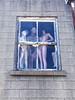 Crown Rug occupants (plasticfootball) Tags: mannequins creepy kansascity crownrug