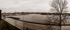 Panorama Over Stockholm, Sweden