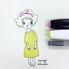 😊 วาดวาดวาด  #CyranoDeSalinian #cyranoDesign #งานดีไซน์จากลายเส้น #drawing #illustration