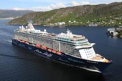 Mein Schiff 4 - brand new (Tom Brslid) Tags: cruise norway cruiseship bergen askybridge meinschiff meinschiff4