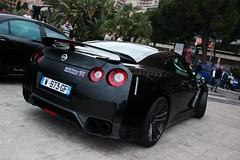 Nissan GT-R Monstaka (MonacoFreak) Tags: trip summer nissan power montecarlo monaco horsepower gtr 2015 topmarques monstaka