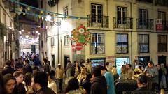 corao corner (valeriadalua) Tags: street decorations party people portugal lisboa lisbon festas sardines stanthony sardinhas santoantnio festasjuninas santoantniodelisboa festasdelisboa