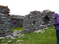 The two story house (nz_willowherb) Tags: history see scotland tour visit activity shetland circularwalk fishingstation stonebuildings northmavine to fethaland go farhalf sixaren