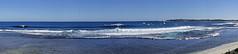 Strickland Surf is up