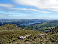 "Bala Lake from the Aran Ridge • <a style=""font-size:0.8em;"" href=""http://www.flickr.com/photos/41849531@N04/19341303332/"" target=""_blank"">View on Flickr</a>"