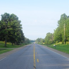 The Road Ahead. Day 88. Montgomery Hwy in Greenville, AL. Look at those shoulders! Dream walking! #TheWorldWalk #travel #al #wwtheroadahead
