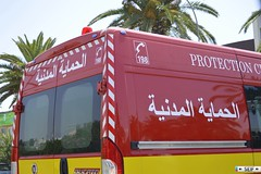 Fiat Ducato Tunisia 2015 (seifracing) Tags: fiat tunisia ambulance protection tunisie tunisian 2015 civile ducato vsav seifracing