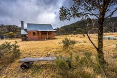 Delany's Alpine Hut (Darren.Nightingale) Tags: mountain mountains snowy australia hut alpine shelter snowymountains adaminaby alpinehut