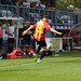 """Jason Brookes Dorchester Town 0 v 1 Truro PSF 1-8-2015-3302 • <a style=""""font-size:0.8em;"""" href=""""http://www.flickr.com/photos/134683636@N07/20021869869/"""" target=""""_blank"""">View on Flickr</a>"""