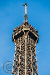 Paris June 2015 (7) 212 - Saturday night at the Eiffel Tower (Mark Schofield @ JB Schofield) Tags: street people paris france tower french ride roundabout saturday carousel eiffel stgermain