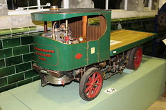 Atkinson Standard steam wagon, a working model (Davydutchy) Tags: uk greatbritain england museum truck model power jane rally machine july steam pump roller locomotive register annual truk essex southend engeland tatra langford basildon atkinson 2015 techniek museumofpower