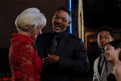 Helen Mirren & Will Smith x Première Photocall (lovellpatrick754) Tags: willsmith meninblack helenmirren collateralbeauty
