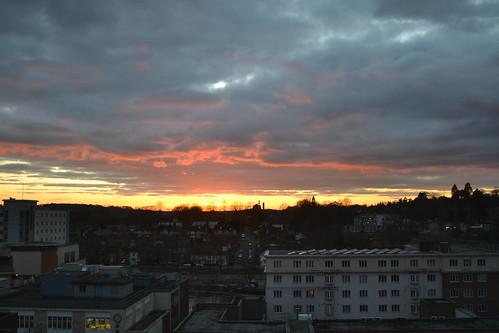 Bovingdon Sunset