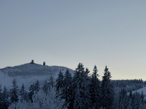 Winterzauber im Nationalpark Oberer Bayerischer Wald