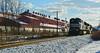 Norfolk Southern #7204 (brutus61534) Tags: train railroad locomotive tracks engine norfolk southern 7204 industrial