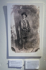 Only Known Photo of Billy the Kid (Serendigity) Tags: lincoln usa photograph historic museum tintype unitedstates antique newmexico town wildwest