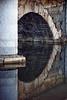 Bru speiling -|- Bridge reflection (erlingsi) Tags: bru speiling bridge reflection bergen arch arkade hordaland erlingsivertsen scandinavia bro stonebridge bue