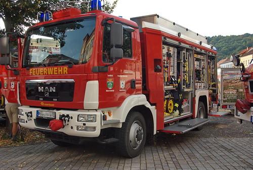 ap- Freiwillige Feuerwehr Mellrichstadt Lankreis Röhn-Grabfeld
