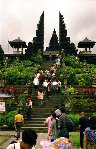 Besakih - Bali  - 1993(3)