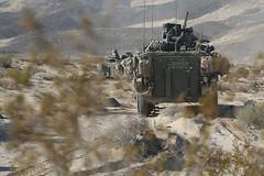 WIN-T Inc 2 (peoc3t) Tags: stryker mountain army ntc fortirwin javelin spczacharynstanley 1stbrigadecombatteam 1id calif usa