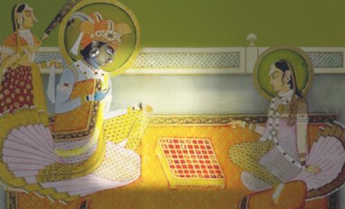 """Chaturanga-makruk / Escenarios y artefactos de recreación meditativa en lndia y el sudeste asiático • <a style=""""font-size:0.8em;"""" href=""""http://www.flickr.com/photos/30735181@N00/31678446894/"""" target=""""_blank"""">View on Flickr</a>"""