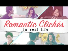 Romantic Cliches in Real Life! (Download Youtube Videos Online) Tags: romantic cliches real life