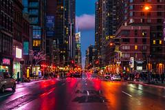 Evening colors, Chelsea (Arutemu) Tags: america american americain tamron 2875 street sony scenic urban usa us unitedstates night nighttime nightscape nightshot nightview nightstreet nightfall ny nyc newyork newyorkcity nuevayork nuit avenue manhattan chelsea city cityscape citylights ciudad アメリカ 米国 美国 ニューヨーク ニューヨーク市 マンハッタン 都市 都市景観 都市の景観 風景 光景 夜景 景色 見晴らし 街 街道 街並み 町 都会 夜 夜光 夜の街 夜の景色