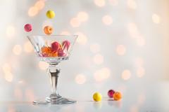 Happy New Year!! (Nathalie Le Bris) Tags: sparkling happynewyear flickfriday stilllife bokeh highkey clavealta 52of2017 11lights